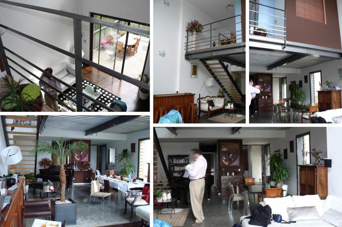 maison l fr d ric bauer architecte. Black Bedroom Furniture Sets. Home Design Ideas