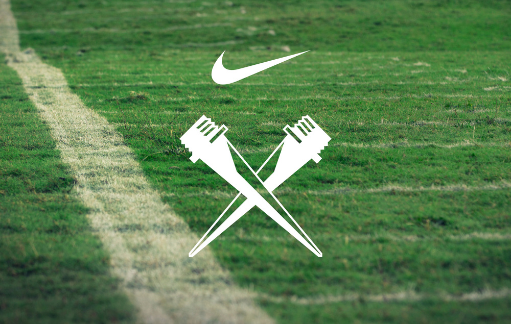 Nike Cross Country Logo Refresh Masoncaldwell Personal Network