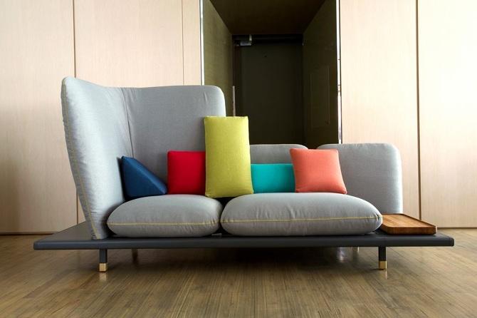 Trendoffice milan design week 2014 another glimpse - Divani componibili colorati ...