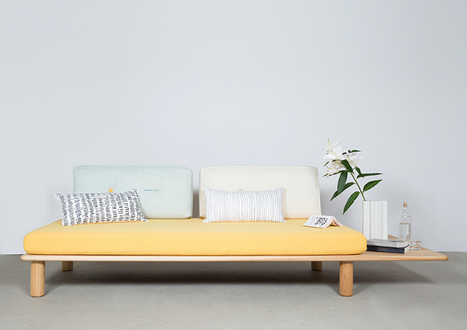 Diy Inspiration Daybeds: SUSHI Daybed & Sofa